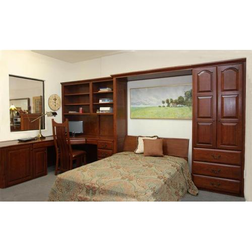 Gallery - WESTERN WALL BED