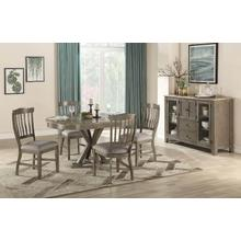 See Details - Pine Crest - Round Dining Table
