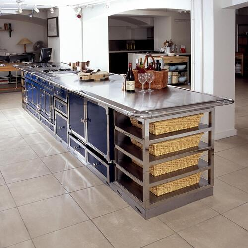 La Cornue - Cuisine de Chateau Cabinetry - Dishwasher Facade 610