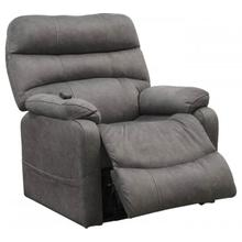 See Details - Buckley Power Lift Recliner in Gray