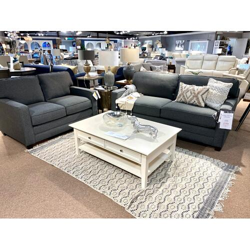 Alexander Sofa & Loveseat