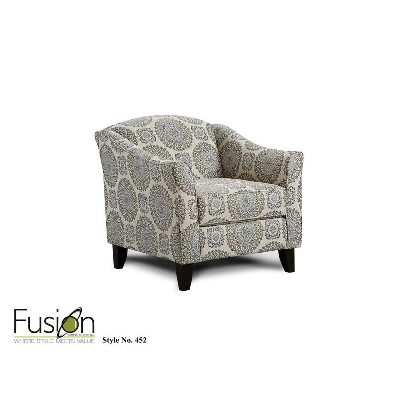 Brianne Twilight Accent Chair