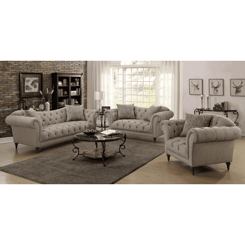 Alasdair Sofa and Love Seat