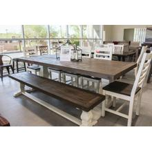Caleb Rectangle 6 Piece Dining Set - Outlet