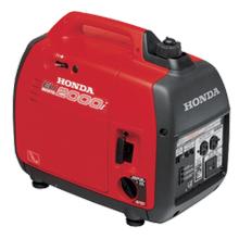 See Details - Honda Portable Generator (EU2000i)