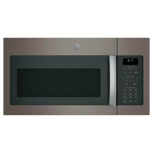 GE 1.7CF Slate Over the Range Microwave