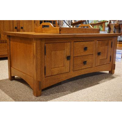 See Details - Heartland Mission Coffee Table