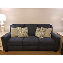 West End Double Reclining Power Sofa with Pillows
