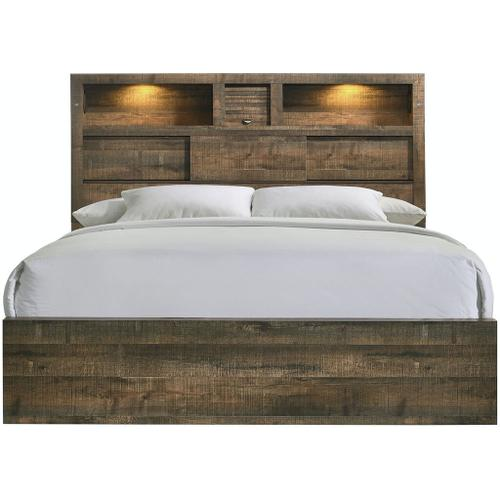Elements - Bailey Music Queen Size Bed