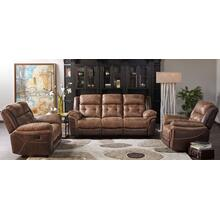 3 Piece Power 2 Tone Reclining Living Room Set