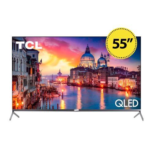 TCL 55 Inch 4K Smart QLED TV
