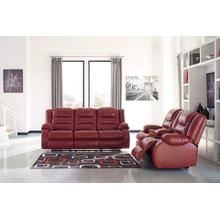 Vacherie Reclining Sofa and Loveseat  Available in 3 colors