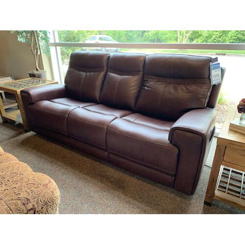Bravo Leather Power Reclining Sofa