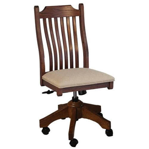 Oakwood Industries - Mission Roller Side Chair