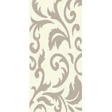 Deluxe Shag Floral Ivory 8x11 Rug