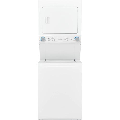 Frigidaire - FULL SIZE COMBO WITH ELECTRIC DRYER