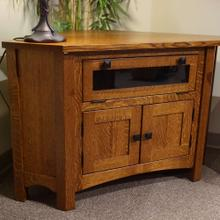 View Product - Heartland Mission Corner TV Stand