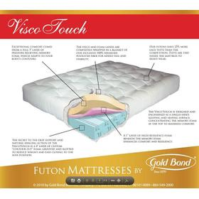 Visco Touch- Futon Mattress
