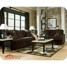 12802 Atmore - Chocolate Livingroom Signature Design by Ashley at Aztec Distribution Center Houston Texas