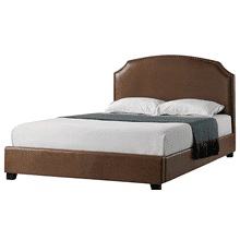 CL-6800 Texas Ranger TRADITIONAL QUEEN BED   (WAY-TEXAS)