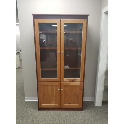 "Candler 80"" bookcase"