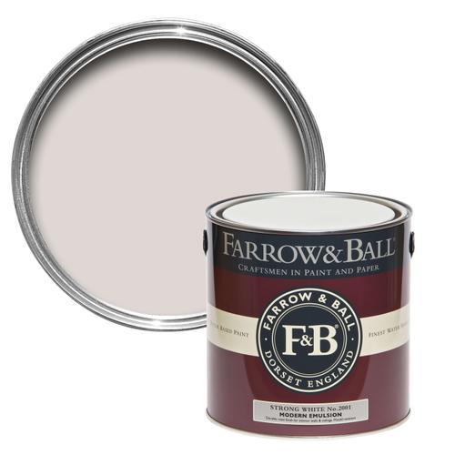 Farrow & Ball - Strong White No.2001