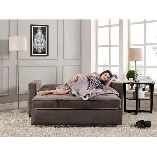 Pacific Manufacturing & Distributing - Marina Convertible Sofa Java
