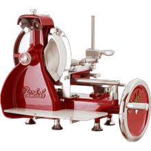 Berkel Volano B2  Flywheel Slicer, Red