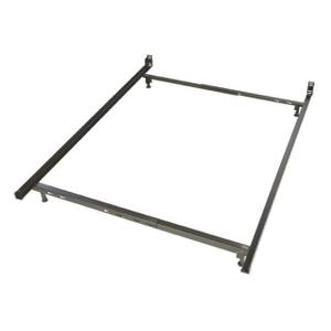 46G Twin/Full Metal Bed Frame