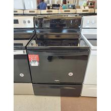 See Details - 5.3 cu. ft. electric range with Keep Warm Setting.
