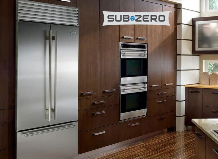 Find Sub Zero Refrigeration at Airs Appliance
