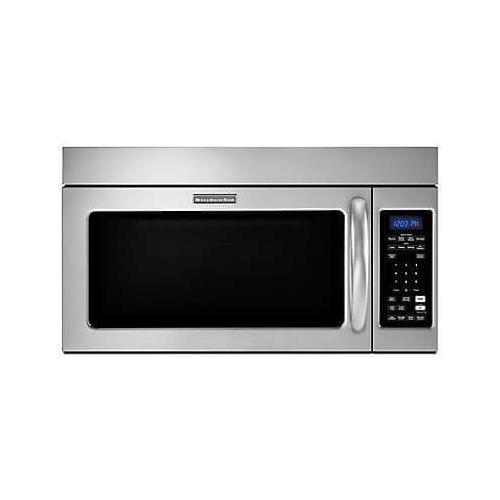 Microwave Hood Combination Oven - Floor Model: Special Pricing: $346
