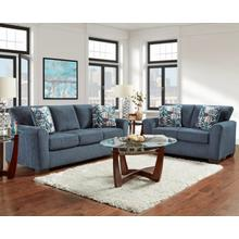 3333-ALUN  Sofa, Loveseat and Chair - Allure Navy