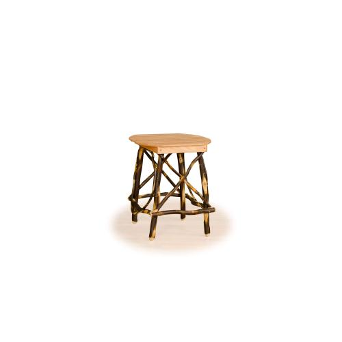 Hickory End Table (Round or Square)