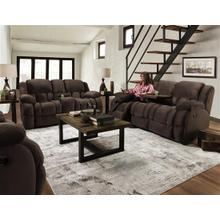 Beluga Chocolate Reclining Sofa & Loveseat