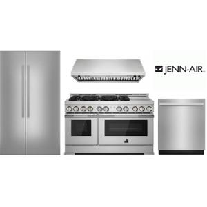 "JENNAIR 48"" GAS RANGE PACKAGE"