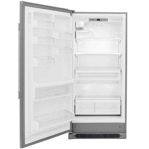18.58CF SMUDGE PROOF STAINLESS STEEL FREEZER