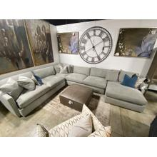 See Details - Quick Ship 149 Collection Sectional