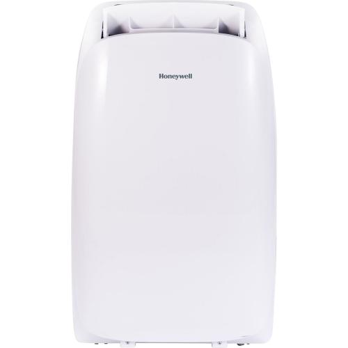 Honeywell HL12CESWW Portable Air Conditioner 12,000 BTU Cooling, With Dehumidifier And Remote (White-Black)