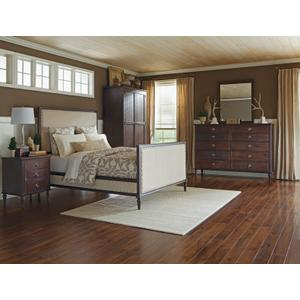 Southampton Upholstered Bed