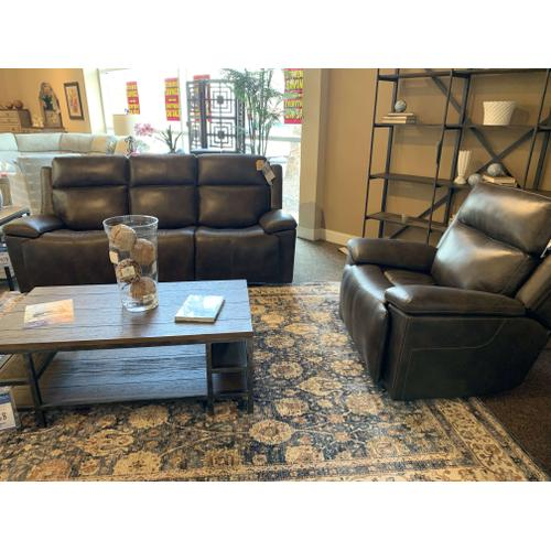 Chance Reclining Sofa and Matching Recliner
