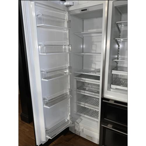 "Sub-Zero - Sub-Zero IC24FILH  24"" Designer Column Freezer with Ice Maker - Panel Ready"