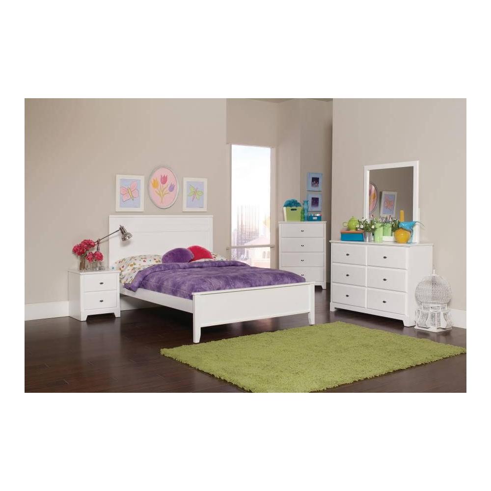 Ashton 4Pc Full Bed Set