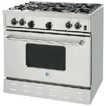 "36"" Rcs Series BlueStar Gas Range"