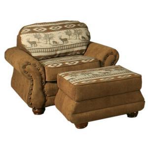 Best Craft Furniture - 3203 Chair