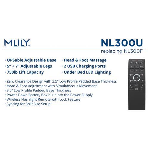 Product Image - NLU Series NL300U Base