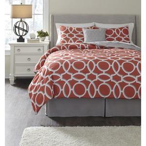 Clariette King Bedding Set