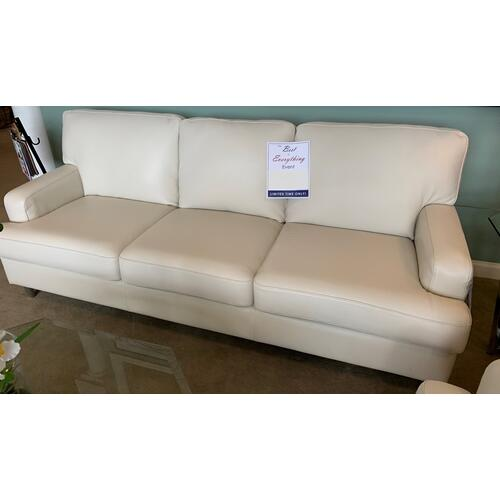 Sadie Leather Sofa