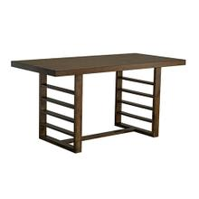 SUMMERLIN COUNTER HEIGHT TRESTLE TABLE