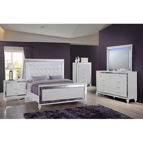 Valentino 6 Piece Bedroom